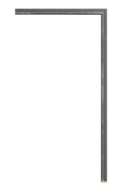 Acropolis Fillet Silver 3/8