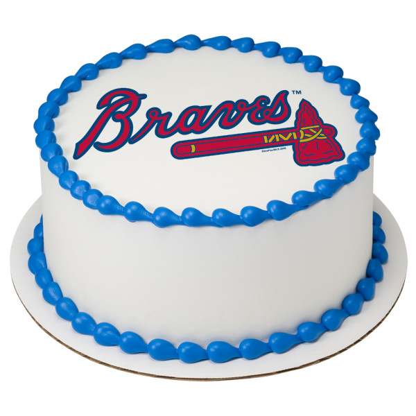 MLB® Team PhotoCake® Edible Image®