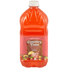 Country Time Strawberry Lemonade Ready-to-Drink Soft Drink 64 fl oz Bottle