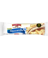 (11 3/4 ounces) Pepperidge Farm® Mozzarella and Garlic Bread, prepared according to package directions