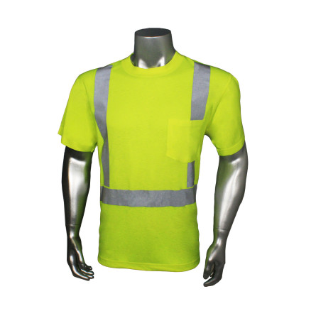 Radwear USA Hydrowick Safety T-Shirt