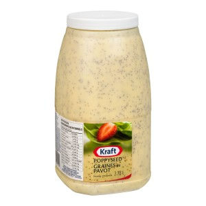 KRAFT Poppyseed Dressing 3.78L 2 image