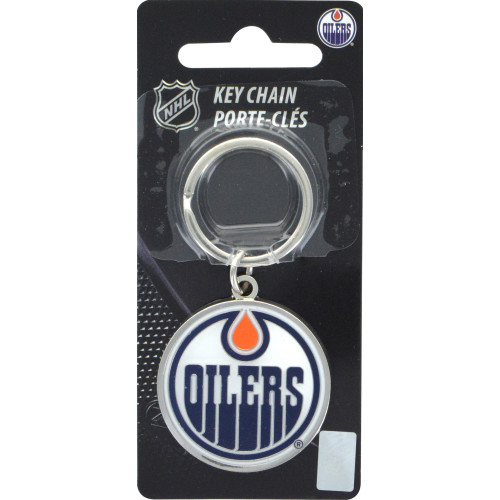NHL Edmonton Oilers Key Chain