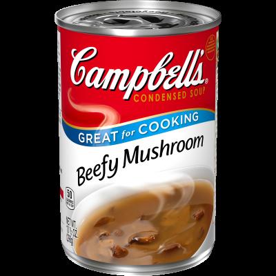 Beefy MushroomSoup