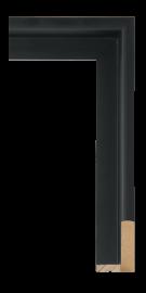 Silhouette Float Black 1 3/4