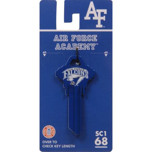 Air Force Academy Key Blank