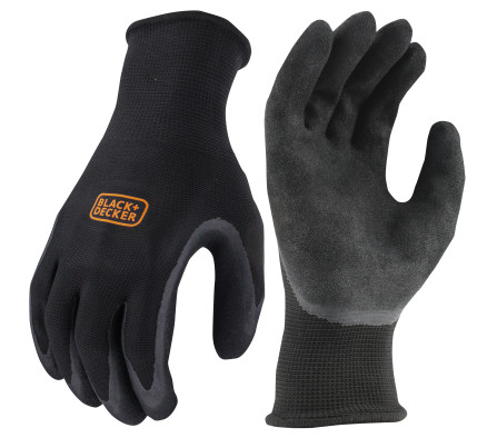 BLACK+DECKER BD549 Foam Latex Grip Glove