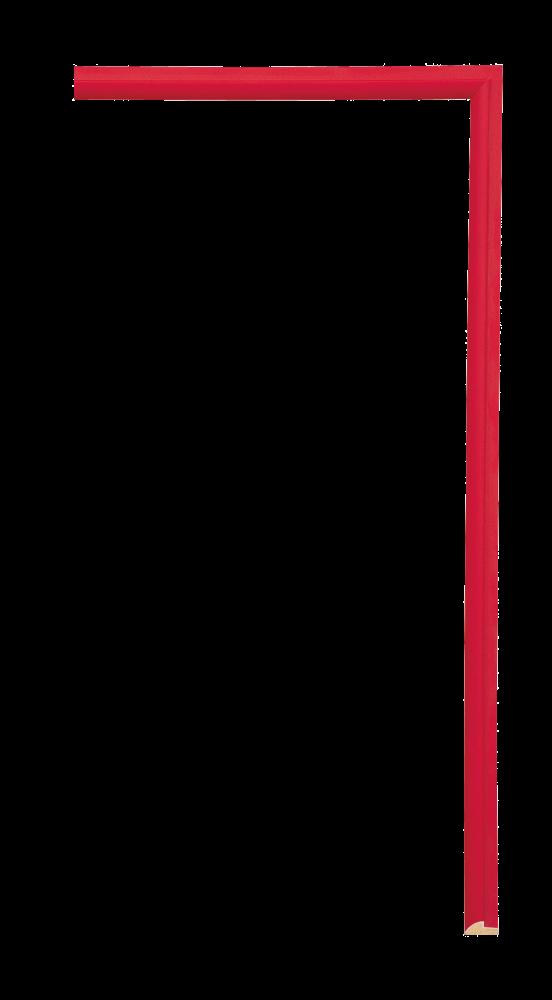 Confetti Fillet Red 1/4