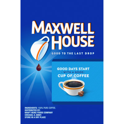 Maxwell House Original Roast K-Cup Pods 6.2 oz Box