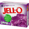 Jell-O Grape Gelatin Mix 6 oz Box