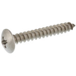 Stainless Steel Truss Head Phillips Sheet Metal Screws