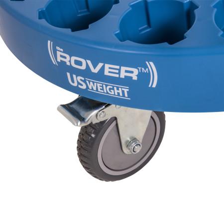 Rover Cart Bundle - Silver Steel 15