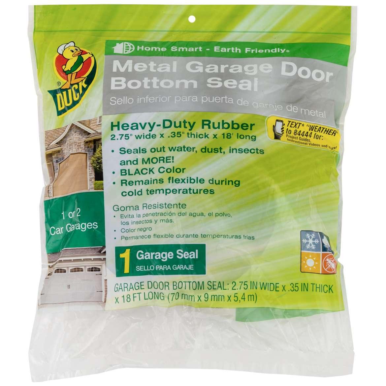 Duck® Metal Garage Door Bottom Image