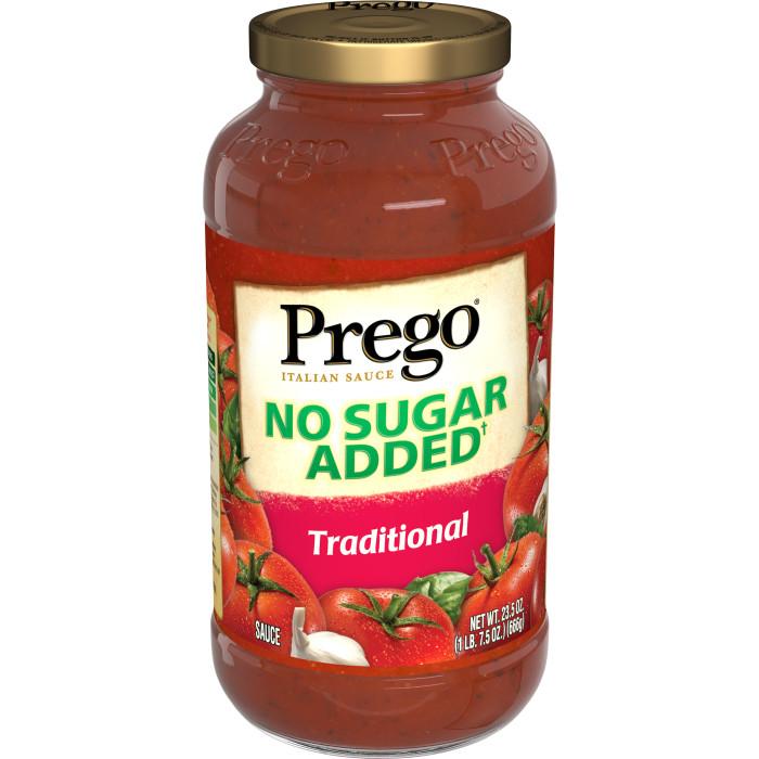 No Sugar Added Traditional Italian Sauce