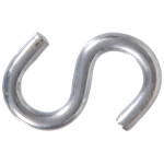Hardware Essentials Zinc S-hooks