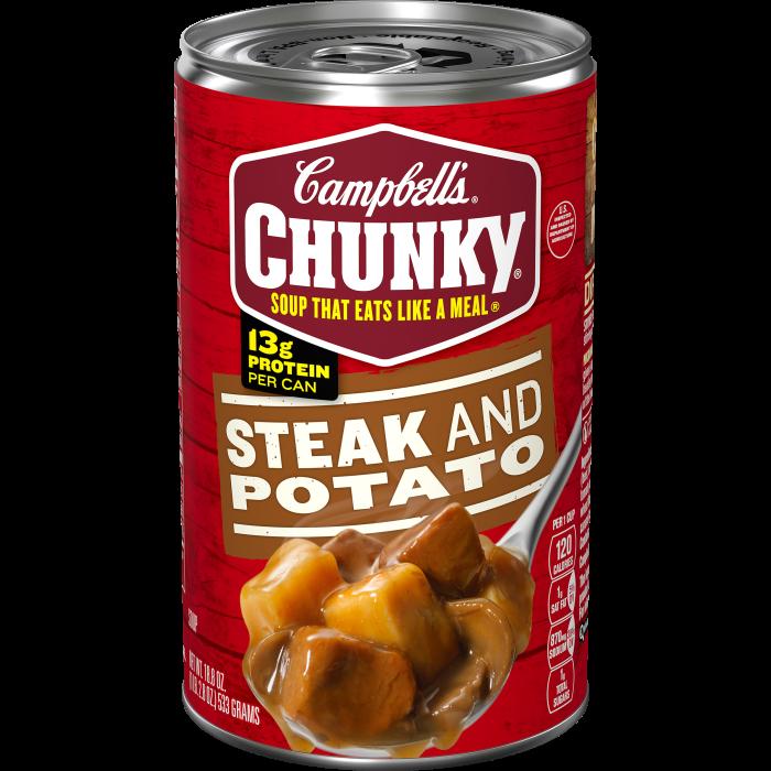 Steak & Potato Soup