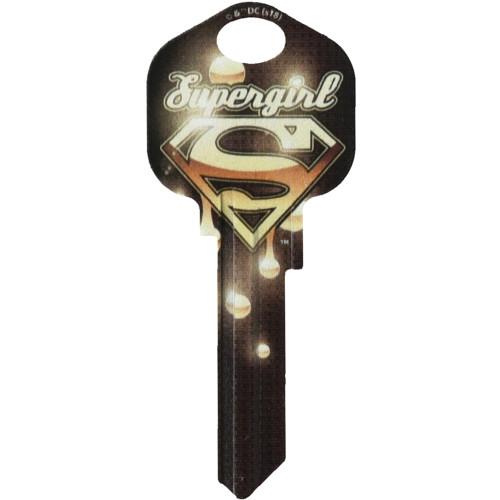 Supergirl Kwikset 66/97 KW1/10 Key Blank