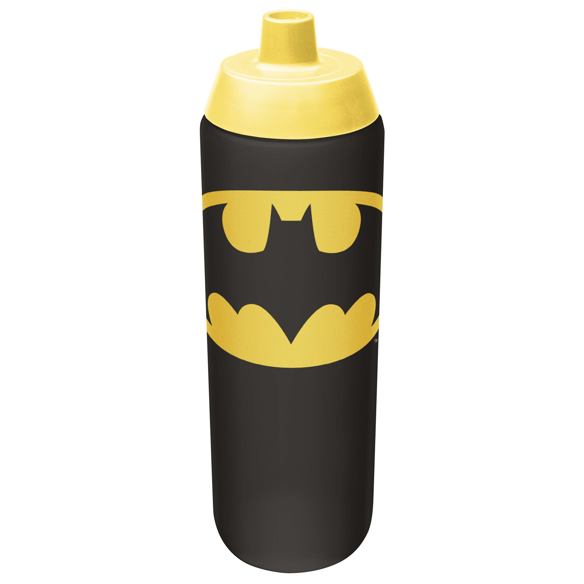 DC Comics 24.5 ounce Water Bottle, Batman slideshow image 1