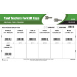 Tractor Key Assortment
