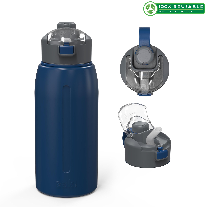 Genesis 32 ounce Vacuum Insulated Stainless Steel Tumbler, Indigo slideshow image 1
