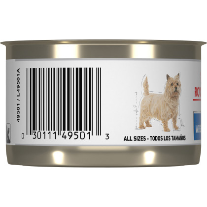 Weight Care Loaf in Sauce Canned Dog Food