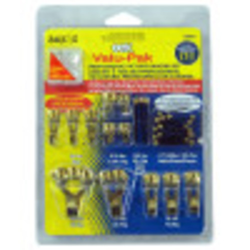 OOK Professional Picture Hanger Value Pack Kit 100lbs