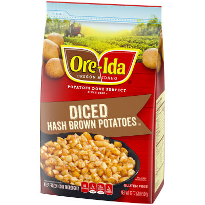Ore-Ida Southern Style Diced Hash Brown Potatoes 32 oz Bag