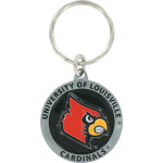 University Louisville Key Chain