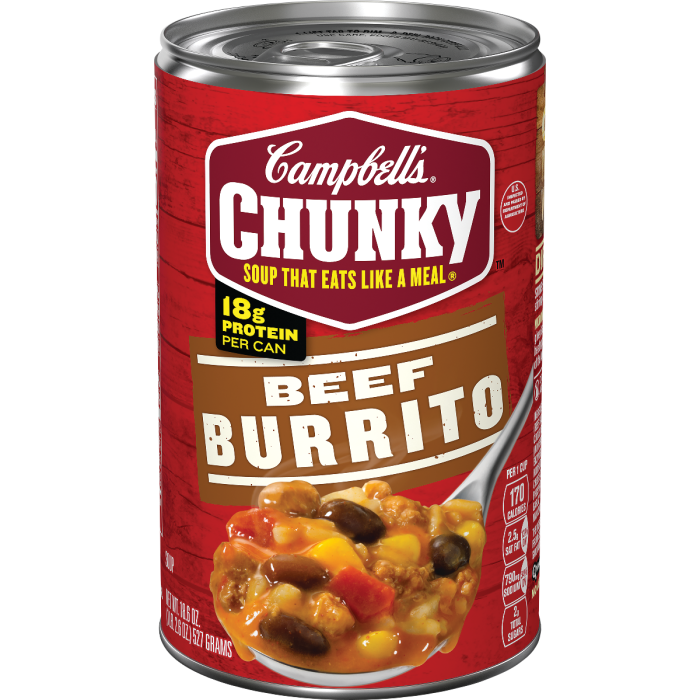 Beef Burrito Soup