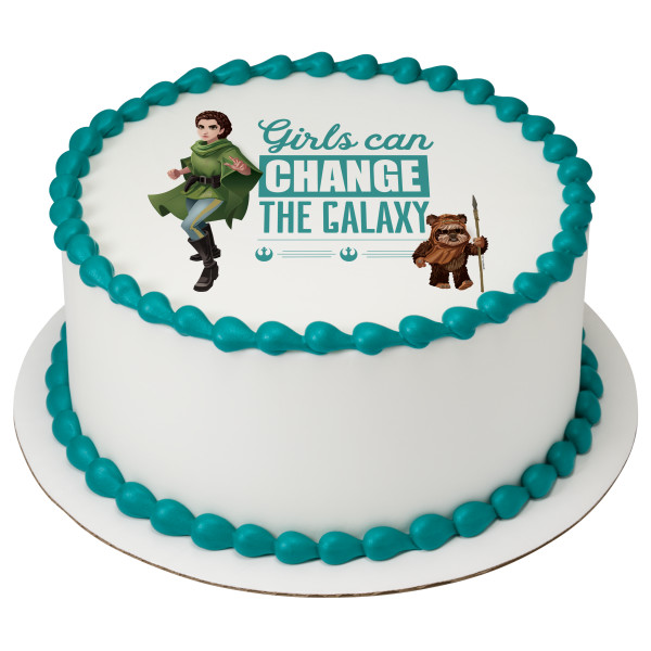 Star Wars™ Forces of Destiny Be Fearless PhotoCake® Edible Image®