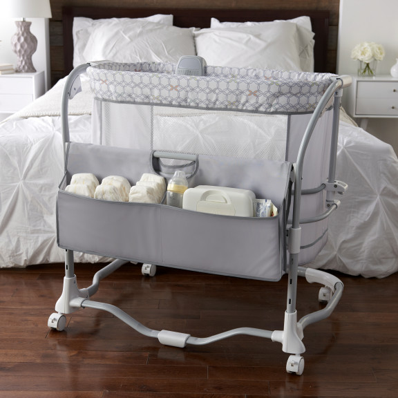 Dream & Grow Bedside Bassinet™ - Dalton