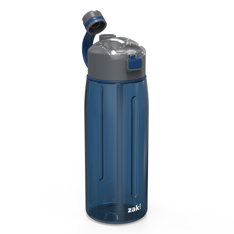 Genesis 32 ounce Water Bottle, Indigo slideshow image 4