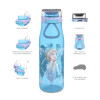 Disney Frozen 2 Movie 25 ounce Kiona Water Bottle, Anna & Elsa slideshow image 7