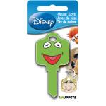 Disney Muppets - Kermit & Miss Piggy Key Blank