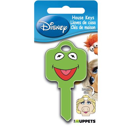 Disney Kermit & Miss Piggy Key Blank Kwikset 66/97 KW1/10