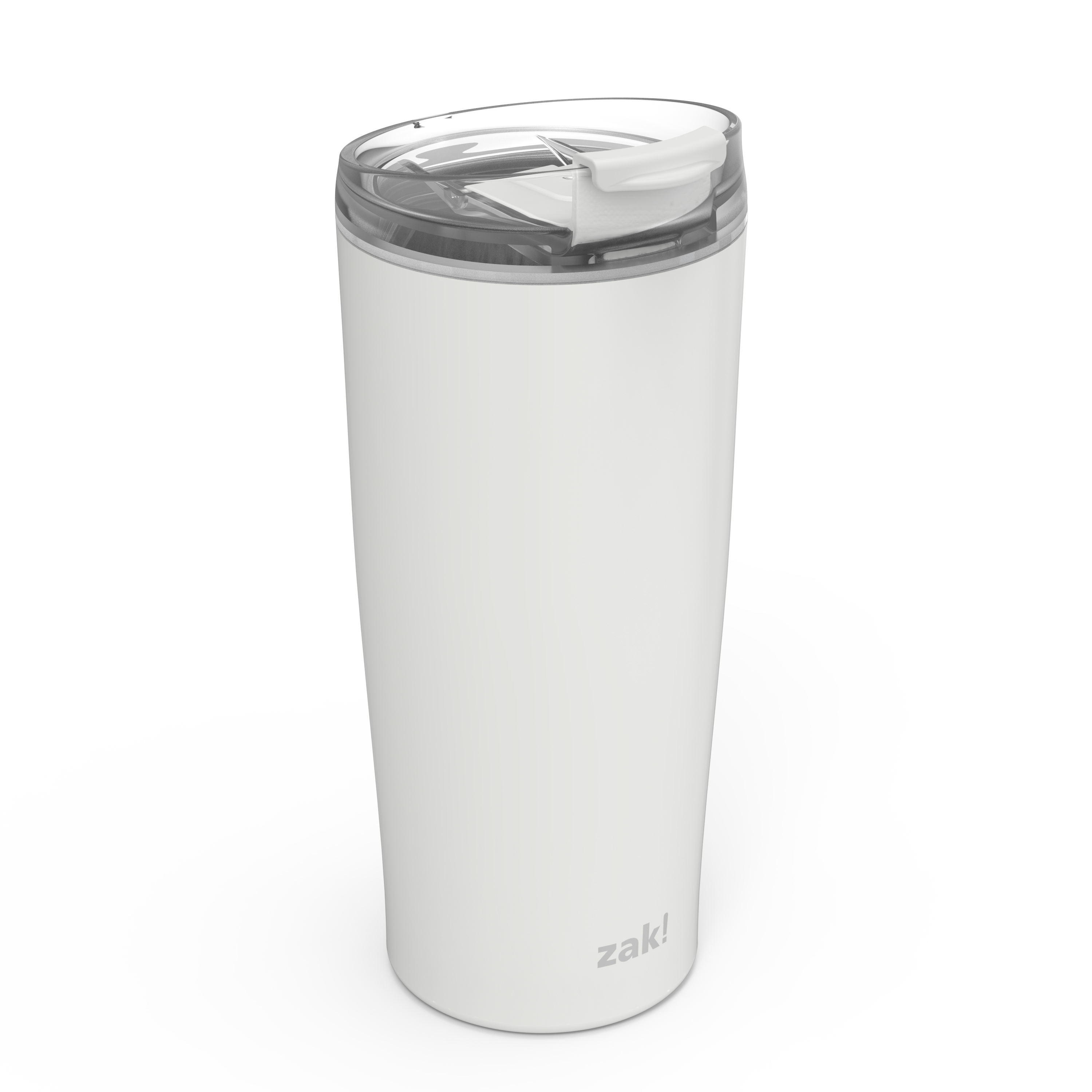 Aberdeen 20 ounce Vacuum Insulated Stainless Steel Tumbler, Gray slideshow image 4