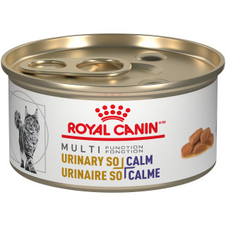 Feline Urinary SO® + Calm Canned Cat Food