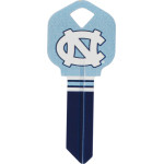 NCAA University of North Carolina Key Blank