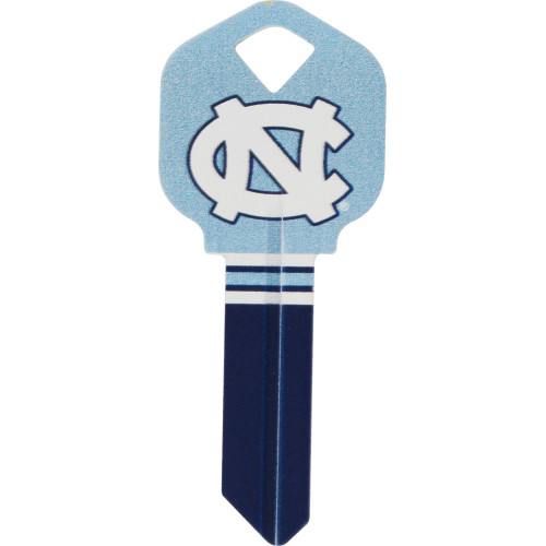 University of North Carolina Key Blank