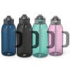 Genesis 64 ounce Water Bottle, Indigo slideshow image 12