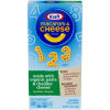 Kraft Number Shapes Organic Pasta Cheddar Cheese Macaroni & Cheese Dinner, 5.5 oz Box