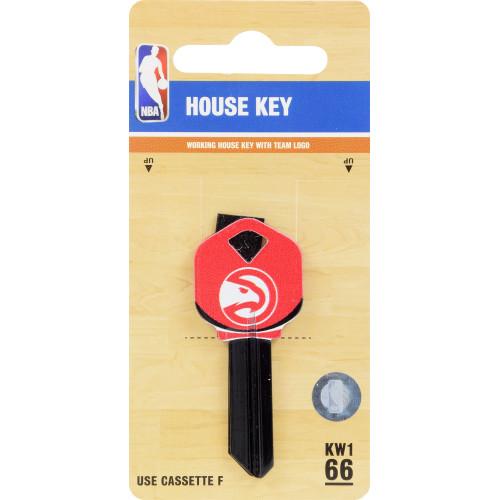 Kwikset/66 KW1 NBA Atlanta Hawks Key Blank