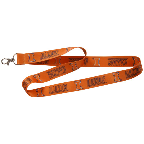 University of Illinois Lanyard