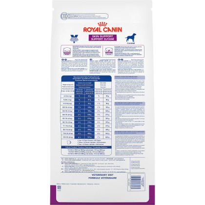 Royal Canin Veterinary Diet Canine Skin Support Dry Dog Food