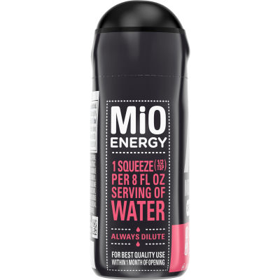 MiO Energy Strawberry Pineapple Smash Liquid Water Enhancer, 1.62 fl oz Bottle