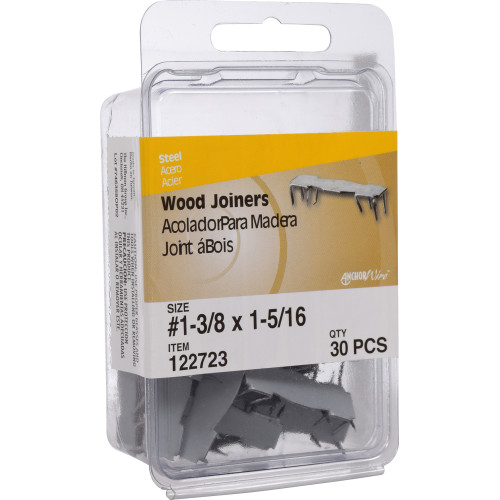 Bright Finish Wood Joiner #1