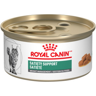 Feline Satiety Support Weight Management Thin Slices in Gravy Canned Cat Food