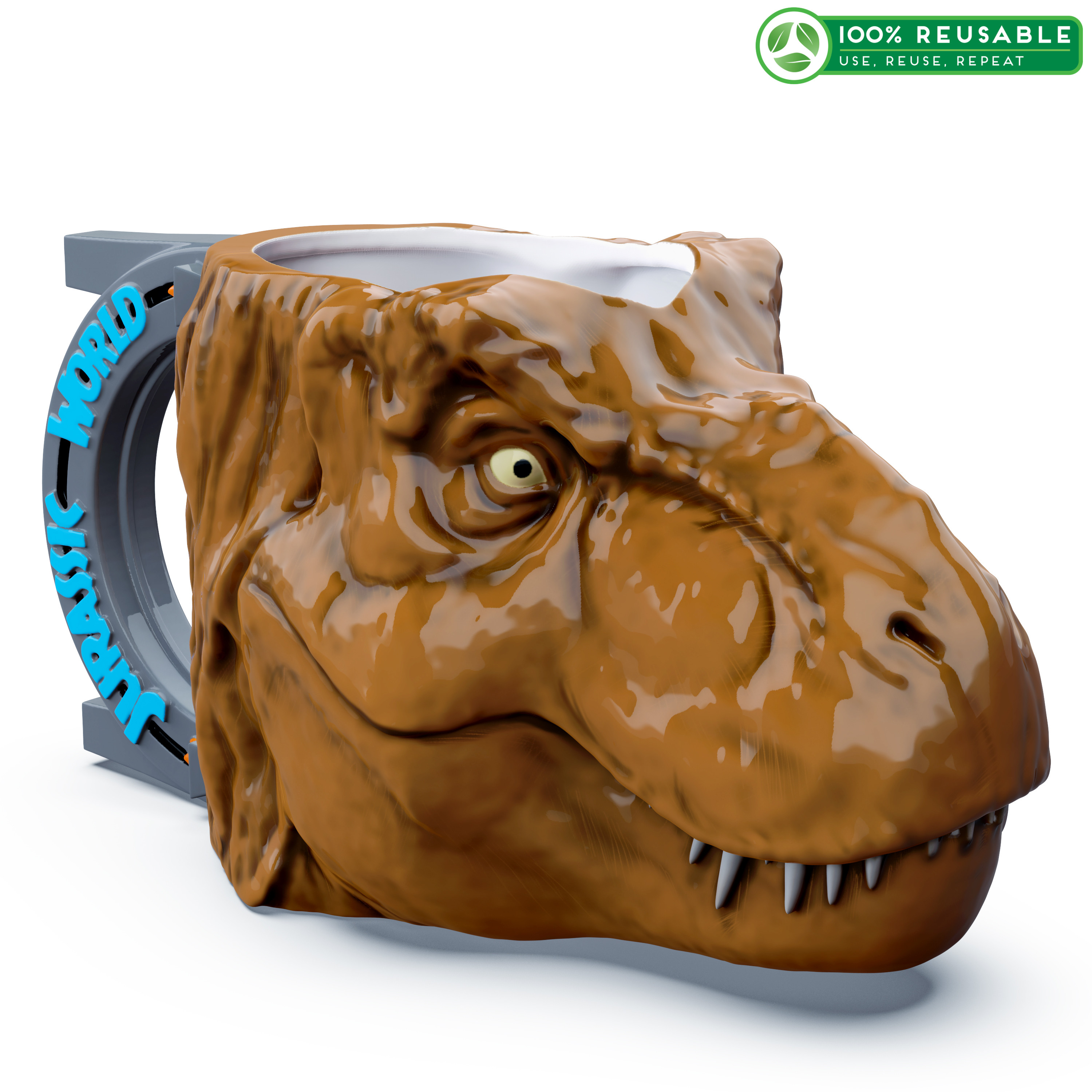 Jurassic World 2 11 ounce Coffee Mug, T-Rex slideshow image 1