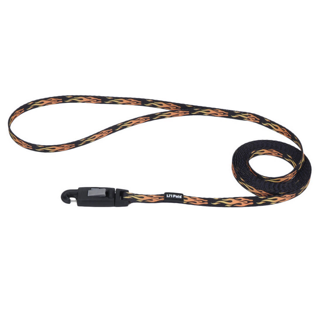 Li'l Pals® Patterned Dog Leash with E-Z Snap®