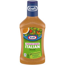 Kraft Tuscan House Italian Dressing 16 fl oz Bottle